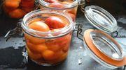 Recette de Candice: Abricots au sirop