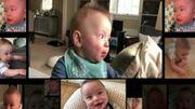 Vidéo insolite: les gazouillis de ce bébé se transforment en remix d'AC/DC