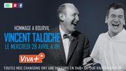 Ne manquez pas la Spéciale Bourvil avec Vincent Taloche sur Viva+