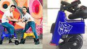 Xiaomi dévoile un scooter électrique pliable au look très particulier