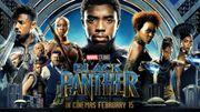 """Box-office mondial: """"Black Panther"""" sort les griffes et pulvérise des records"""