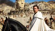 Christian Bale campe Moïse pour Ridley Scott