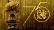 2018 démarre avec les Golden Globes !