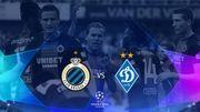 Le Dynamo Kiev sera le premier adversaire de Bruges sur la route de la Champions League