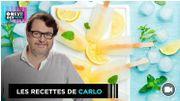 Recette: Mojito glacé made by Carlo!