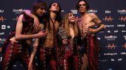 Maneskin, le groupe italien qui a gagné l'Eurovision, accusé de plagiat