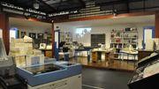 La balade de Carine : Le Musée de l'Informatique de Namur