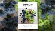 """Garden_Lab, le """"mook"""" qui explore les jardins de demain, en ville comme à la campagne."""