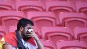 Colère et consternation en Allemagne après l'élimination de la Mannschaft