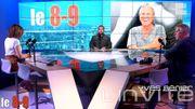 Le comédien Yves Rénier incarne César Garcia dans la série Le temps est assassin