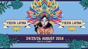 Pure vous invite à Fiesta Latina