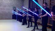 Un Cours de maniement du Sabre laser