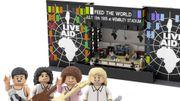 Queen au Live Aid en Lego!