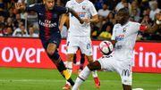 Le PSG débute en battant Caen 3-0 sans Thomas Meunier