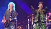 Queen met à l'honneur ses équipes de tournée