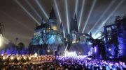 Le nouveau Parc Harry Potter ouvre ses portes...