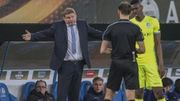 """Hein Vanhaezebrouck trouve le score de 2-5 face à Genk """"exagéré"""""""