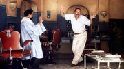 """Jean Rochefort dans """"Le mari de la coiffeuse"""""""