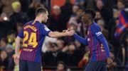 Le Barça, avec Vermaelen, souffre, mais dispose de Leganes