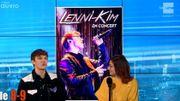 Lenni Kim remonte sur scène pour chanter les titres que vos enfants ou petits-enfants connaissent par cœur !