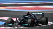 F1, GP France : Valtteri Bottas meilleur chrono de la 1ère séance libre