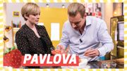 Les recettes de Max & Fanny: Pavlova aux fraises