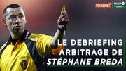 """Stéphane Breda: """"Il y avait un penalty indiscutable pour le Standard"""""""