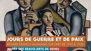 Centenaire de la Première Guerre mondiale - La Grande Guerre sous le regard croisé d'artistes allemands et français