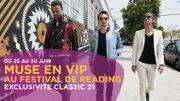 Muse en VIP à Reading