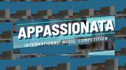 Appassionata, le premier Concours international de Musique ouvert aux amateurs