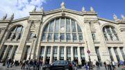 La Gare du Nord à Paris s'habille de lumière pour ses 150 ans