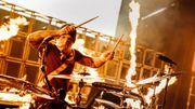 Un duo aux shows brûlants annoncé à Rock Werchter