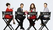 """""""Will & Grace"""" de retour le 28 septembre à la télévision américaine"""