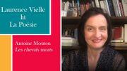 """Laurence Vielle lit des extraits des """"Chevals morts"""" d'Antoine Mouton"""