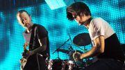 Thom Yorke et Jonny Greenwood de Radiohead ont joué pendant un défilé de la Fashion Week