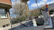 Le tunnel piétons avenue Emile Max sera supprimé.