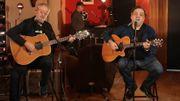 Pink Floyd : Didier Bourdon des Inconnus reprend « Wish you were here » avec Michael Jones