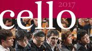 Coffret du Concours Reine Elisabeth de violoncelle 2017