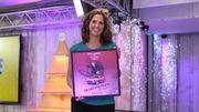 5.600€ pour le Disque d'Or de Loïc Nottet aux enchères de Viva for Life !