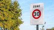 Sécurité: Comment respecter une limitation de vitesse très basse?