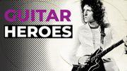 Guitar Heroes: Brian May, le guitariste de Queen
