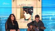 Best Of :Un Live guitare-voix, c'est le cadeau que nous a fait Aurélie CABREL!