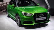 Audi A1, première mondiale
