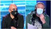 """Jean-Luc, en duo avec Pascal Obispo, mélange Renaud et Hergé avec """"À la fin"""""""