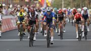 Tour de Wallonie – 2e étape: Superbe victoire de Fabio Jakobsen qui renoue avec le succès un an après sa terrible chute