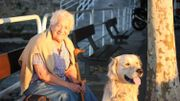 Sushi : le chien qui a changé le quotidien des habitants d'une maison de repos