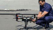 Le drone fait son entrée dans les casernes des pompiers de Wallonie