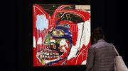 """Un tableau de Basquiat """"In This Case"""" atteint 93,1millions de dollars"""