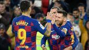 Le FC Barcelone domine Alaves avant la trêve, le trio offensif a marqué