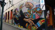 Le parcours street-art GRATOS !!!